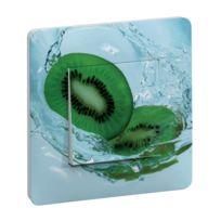 Millumine - Interrupteur Cuisine Kiwi