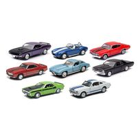 New Ray - Véhicule Muscle Cars US miniature