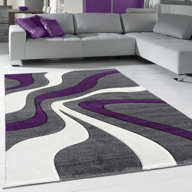 Un amour de tapis tapis de salon moderne design diamond Tapis de salon moderne