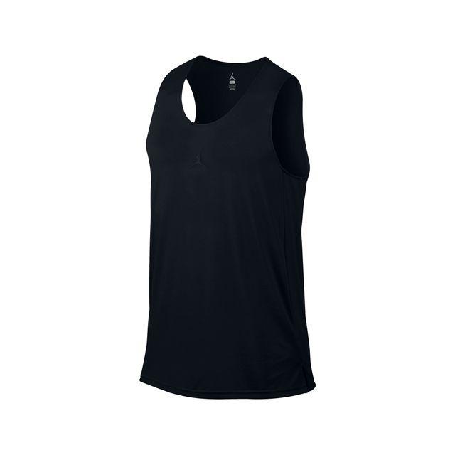 brand new d1220 115f3 Jordan - Débardeur Nike Flight Noir - pas cher Achat   Vente Maillot de  basket - RueDuCommerce