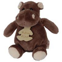 Histoire d'ours - Peluche Hippopotame