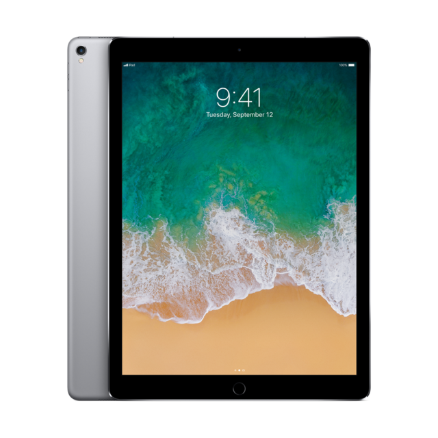 "APPLE - iPad Pro - 12,9"" - 64 Go - WiFi + Cellular - MQED2NF/A - Gris sidéral"