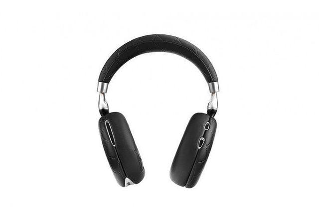 PARROT - Casque Bluetooth avec réduction du bruit active Noir Surpiqué - Zik 3