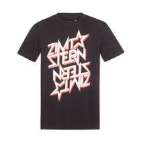 Zimtstern - Tsm Inverso - T-shirt - noir