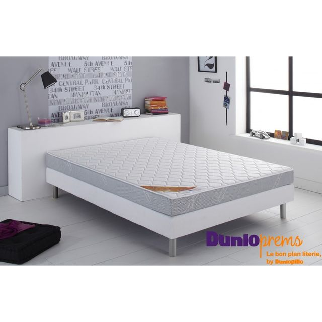 dunlopillo matelas marine 90x190 achat vente matelas. Black Bedroom Furniture Sets. Home Design Ideas
