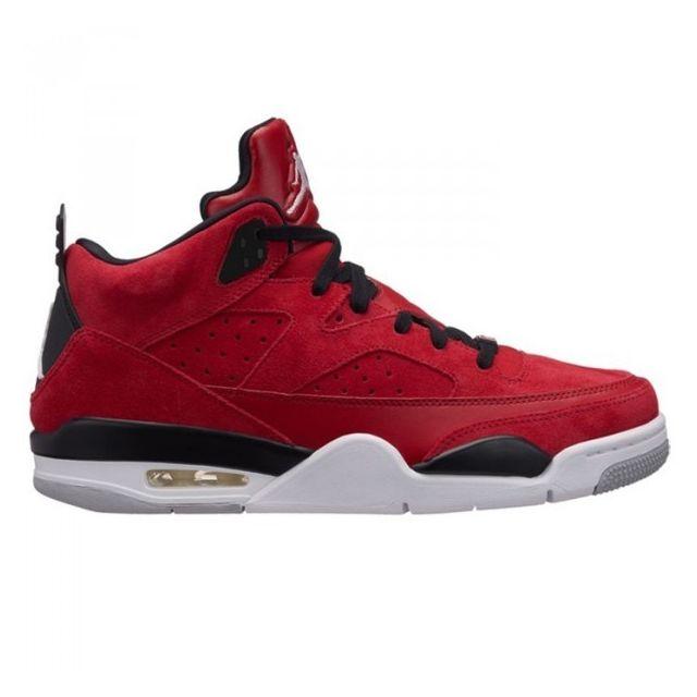 Jordan Chaussure Son of Mars low Rouge pour homme Pointure