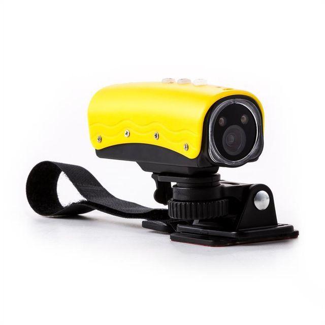 ONECONCEPT Stealthcam 2G Caméra action HD 1080p 15MP -jaune