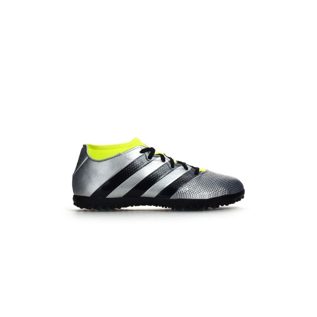 official photos a8fbe 9bea8 Adidas performance - Chaussure de football Ace 16.3 Primemesh Turf - Aq3428  Gris - pas cher Achat   Vente Chaussures foot - RueDuCommerce