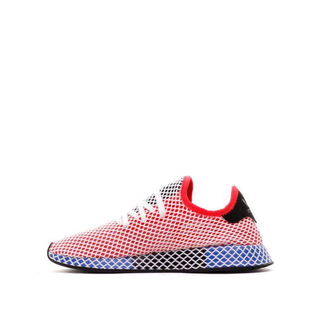 Adidas originals - Basket Deerupt Runner - Ref. Cq2624 Rouge ...