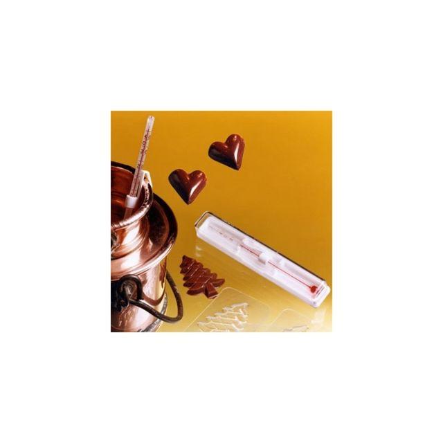 Thermomètre à chocolat - 0 à 40°C - Accessoire patisserie