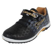 Airness - Chaussures scratch Over turf noir or Noir 75342