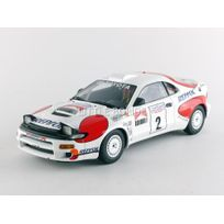 Top Marques Collectibles - Toyota Celica Gt4 - Winner Rac Rally 1992 - 1/18 - Top34B