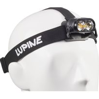 Lupine - Piko X Duo - Lampe frontale - 1800 lm FastClick noir