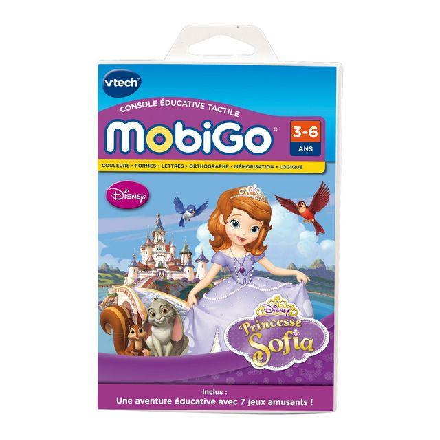 VTECH Jeu Mobigo - Princesse Sofia - 253205