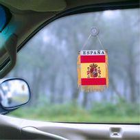 Vimeu-Outillage - Fanion Espagne avec Ventouse