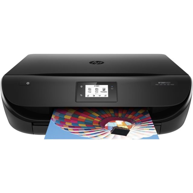 HP - ENVY 4525 All-in-One Printer