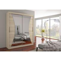 armoire 180 hauteur achat armoire 180 hauteur rue du commerce. Black Bedroom Furniture Sets. Home Design Ideas