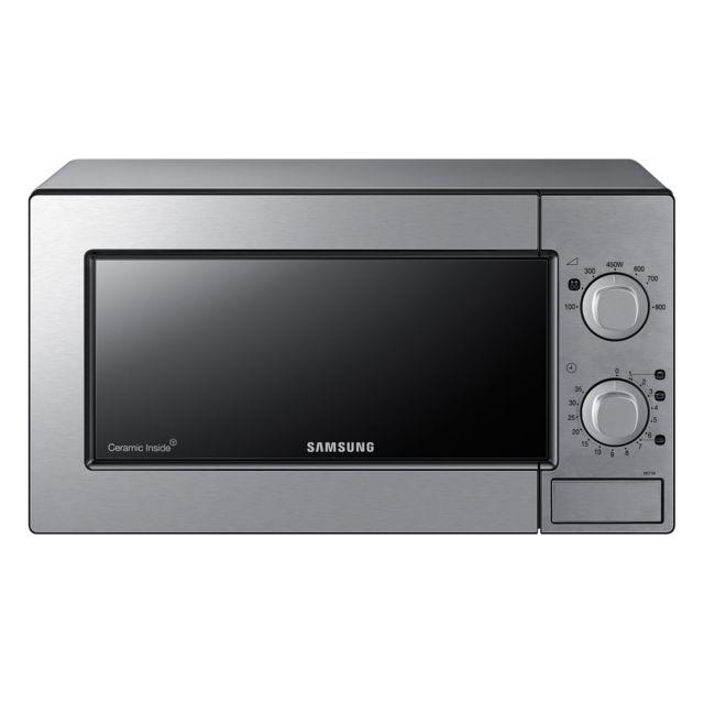 Samsung Micro-ondes - ME71M - Inox