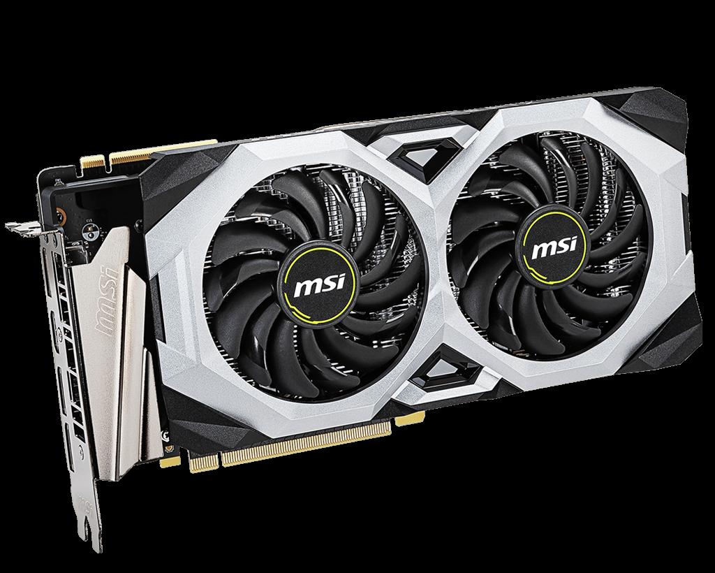 Carte graphique GeForce RTX 2070 Super Ventus GP OC 8 Go MSI