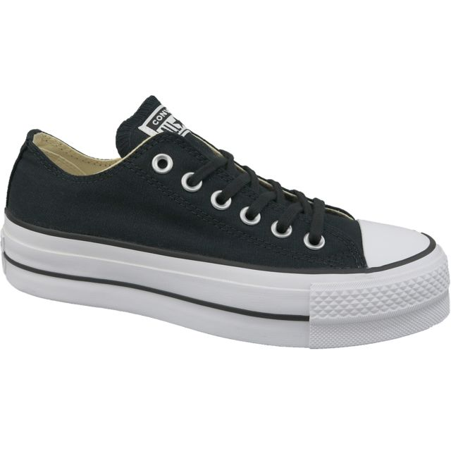 Chuck Taylor All Star Lift 560250C Noir