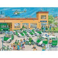 Ravensburger Spieleverlag - Puzzle 100 pièces Xxl - Au commissariat