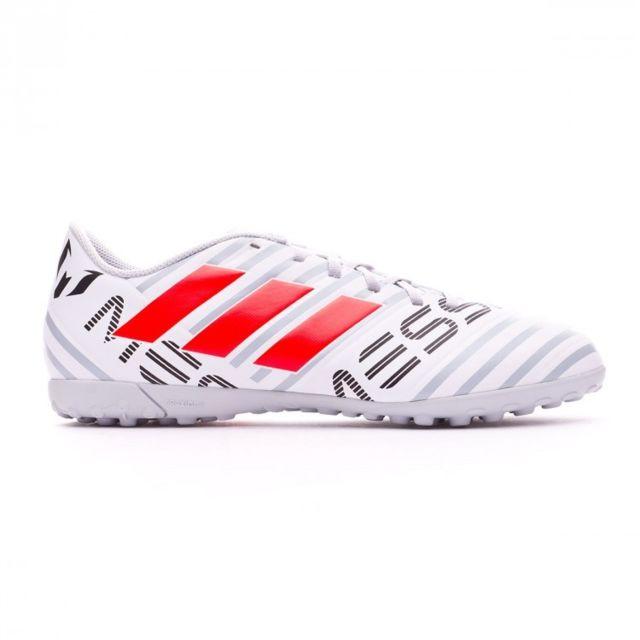 huge discount cb36b 5d39b Adidas - Nemeziz Messi 17.4 Turf - pas cher Achat   Vente Chaussures foot -  RueDuCommerce