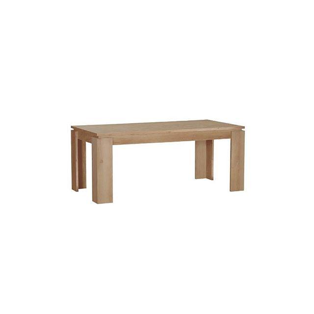 Table à manger L180xH76xP90cm