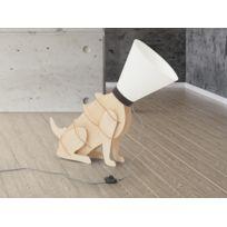 Beliani - Lampe à poser - lampe de salon, de chevet, de bureau - blanc - Isna