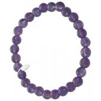 Murat Paris - Bracelet Charm's Boule Élastique Bracelet Charm's Clips & Fantaisie Violet