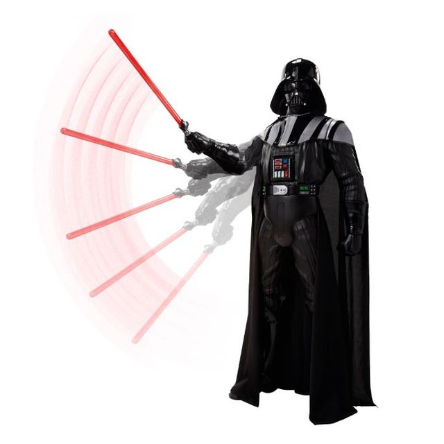 STAR WARS Figurine Dark Vador électronique - 50 cm - JP96762