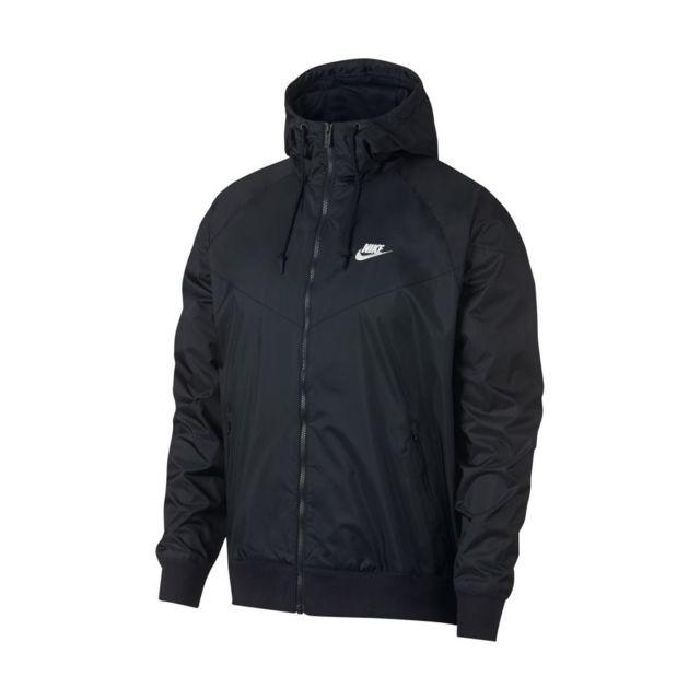 Nike Veste Windrunner Ar2191 010 pas cher Achat