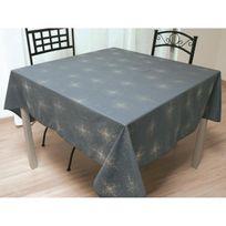 nappe de table carre achat nappe de table carre pas cher rue du commerce. Black Bedroom Furniture Sets. Home Design Ideas
