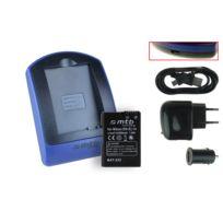 mtb more energy® - Batterie + Chargeur USB, En-el14 pour Nikon D3100, D3200, D5100