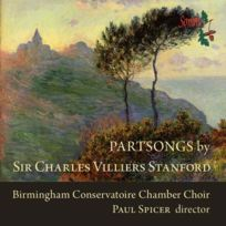 Somm - Charles Villiers Stanford - Partsongs Boitier cristal