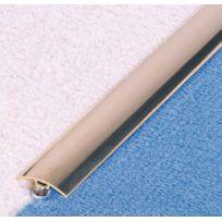 Dinac - Seuil A Fixation Invisible - Aluminium Anodise Naturel - Long. mm : 2 700 / Larg. mm : 41