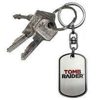 Abysscorp - Tomb Raider Porte-clés Logo