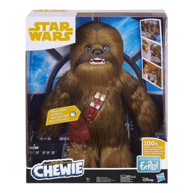 STAR WARS Chewbacca Interactif - E0584EU40