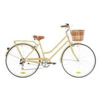 Reid - Vélo Classic 7 vitesses marron femme