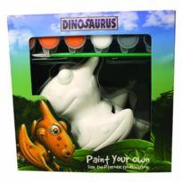 Dinosaurus - Dax Tirelire À Peindre Soi-mÊME