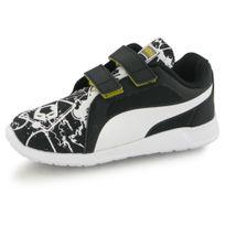 R698 MESH NEO BB NR - Chaussures Bébé Garçon Puma bpOBw