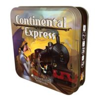 Bombyx - Continental Express - Asmodee