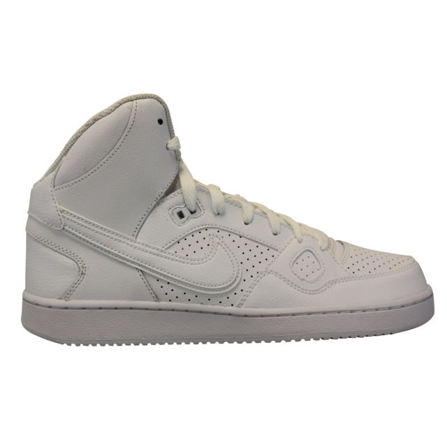 Nike Pas Of Achat Cher Mid Son Force Vente Homme Baskets PqrS1wPvB