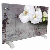 Chemin'ARTE - radiateur décoratif 2000w orchidée - 116