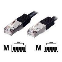 Equip - Crossover-Kabel - Rj-45 M, bis Rj-45 M 5 m - Sftp - Cat 5e
