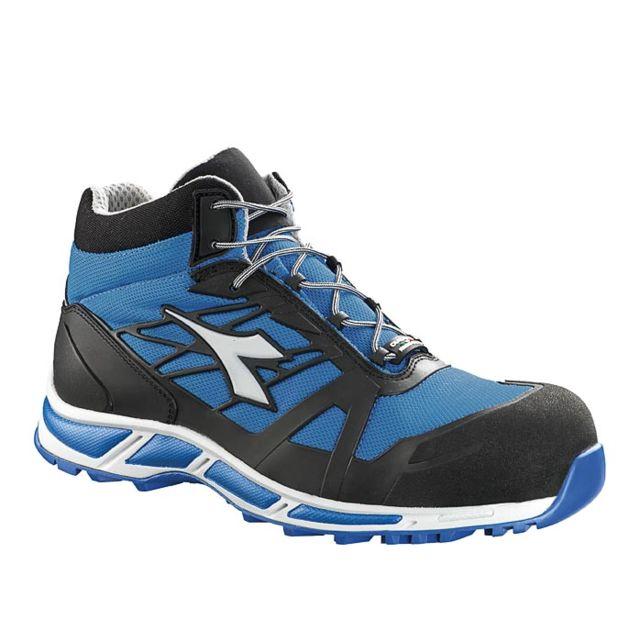 Chaussure de sécurité haute D trail Hi Sra Hro Bleu RoyalNOIR 170966C4749