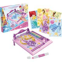 Lansay - Studio créatif : Mon studio à paillettes Princesses Disney