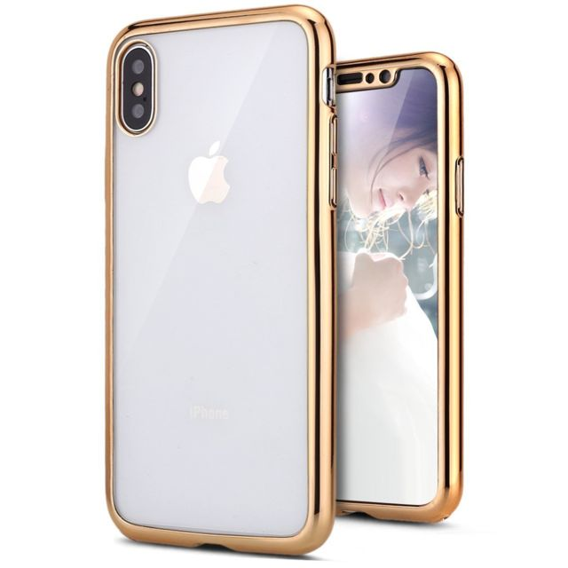 coque souple iphone x ultra fine