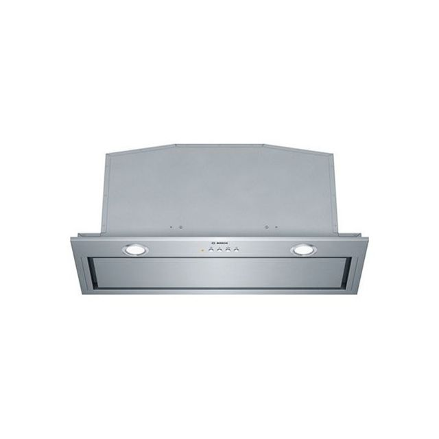 Totalcadeau Hotte standard 70 cm 730 m3/h 66 dB 277W en acier inoxydable - 70 x 30 x 41,8 cm Illumination 2 x Led