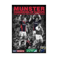 Spirit - Munster - Champions of Europe 2008 Collector's Edition, Import anglais