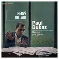 Mirare - Paul Dukas - Oeuvres pour piano DigiPack